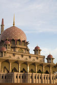 Putrajaya famous landmark in malaysia — Stock Photo