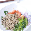 Royalty-Free Stock Photo: Japanese soba noodle