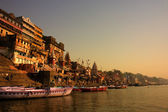 Varanasi in india — Stock Photo