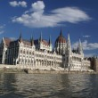Stock Photo: Budapest - parliament