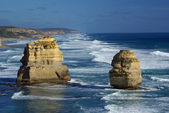 The twelve apostles (Australia) — Stock Photo
