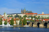Cityview of Prague — Stock Photo