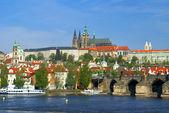 Cityview of Prague — Stock Photo