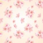 Pink seamless flowers — Stock Photo #2127113