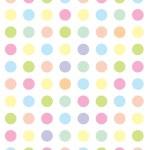 Color circles backdrop — Stock Photo