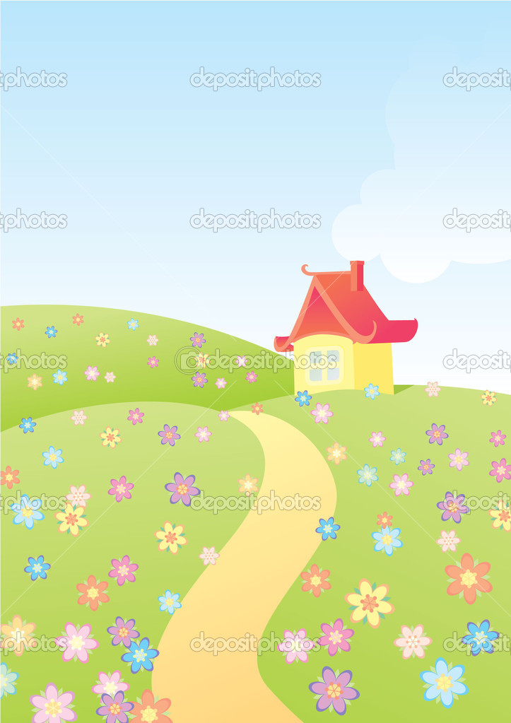 cartoon house door. Cartoon house. Download. By Credits. By Subscription | Buy
