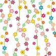 Color flowers — Stock Photo