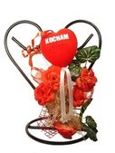Bouquet of love — Stock Photo