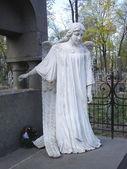 Estátua do anjo — Fotografia Stock