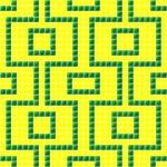 Mosaic — Stock Vector