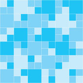 Blue Mosaic — Stock Vector