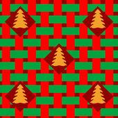 Vánoční ozdoba — Stock vektor