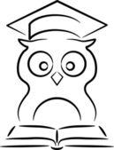Owl — Stock Vector