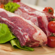 Fresh meat - Stock Photo