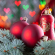 Christmas decoration — Stock Photo #2210806