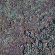 Texture of old paint on rusty metal — Stock Photo #2223016
