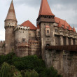 Hunedoara Castle - Stock Photo