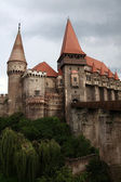 Hunedoara Castle — Stock Photo
