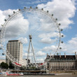 Stock Photo: London Eye, UK