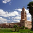 Stock Photo: KoutoubiMinaret, Marrakesh