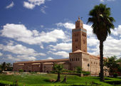 Koutoubia Minaret, Marrakesh — Stock Photo