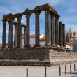 Stock Photo: Temple of Diana, Evora, Portugal