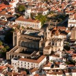 Stock Photo: EvorCathedral, Evora