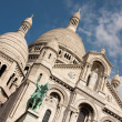 Stock Photo: Sacre Coeur, Paris
