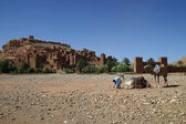 Ait Benhaddou — Stock Photo