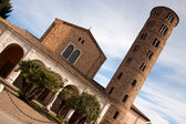Basilica Sant Apollinare Nuovo, Ravenna — Stock Photo