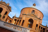 Sanctuary of Blessed Virgin of San Luca — Stock Photo