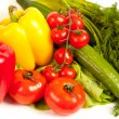 Bunch of fresh vegetables — Stock Photo #1948949