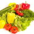 Bunch of vegetables - Stock Photo