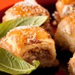 Royalty-Free Stock Photo: Baklava, traditional turkish dessert