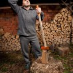Lumberjack — Stock Photo #2009868