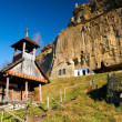 Corbii De Piatra Monastery in Romania - Stock Photo