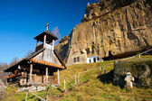 Corbii De Piatra Monastery in Romania — Stock Photo
