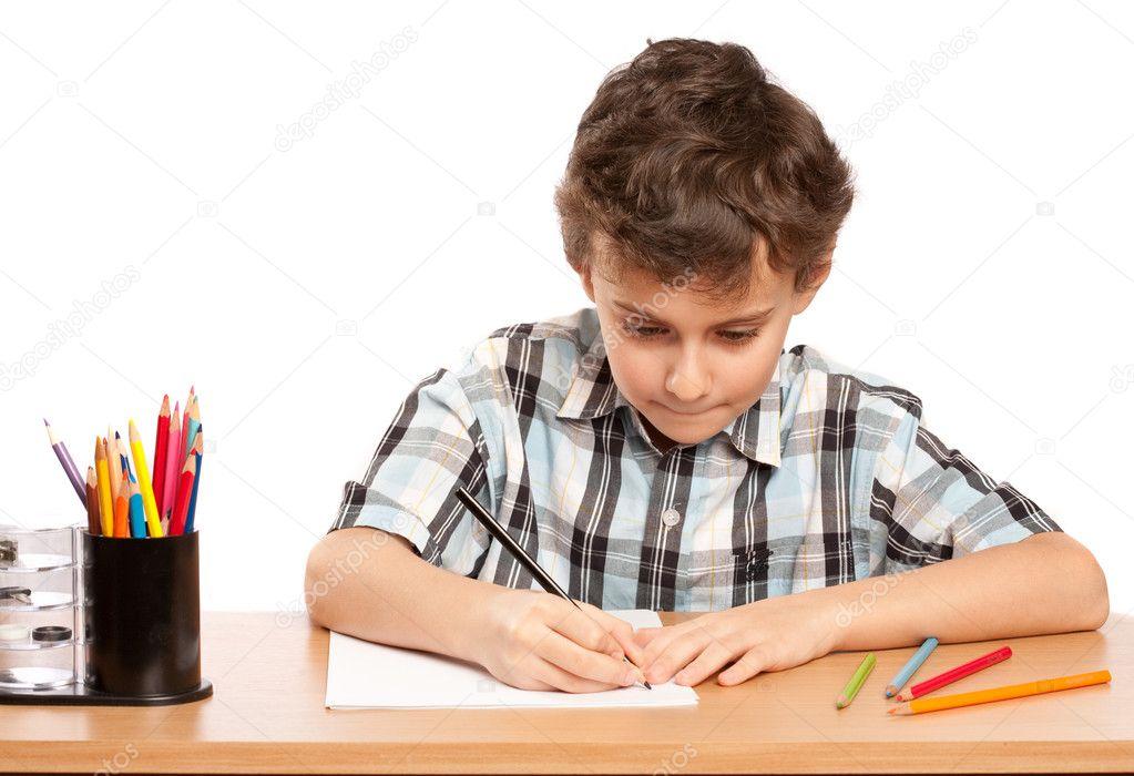 Do homework now