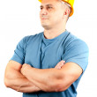 Blue collar worker — Stock Photo #2011657