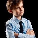 portrait de l'écolier — Photo #2037021