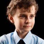 Schoolboy portrait — Fotografia Stock  #2037032