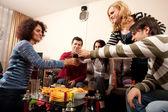 パーティー — ストック写真