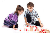 Children at play — Stock Photo