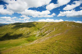 Parang mountains in Romania — Stock Photo