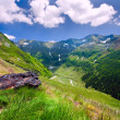 Roumanian mountains — Stock Photo #2210790