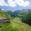 Roumanian mountains — Stock Photo