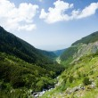 Stock Photo: Fagaras mountains in Romania