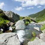 Mountains in Romania — Stock Photo