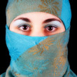 Muslim lady - Stock Photo