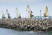 Shipyard — Stok fotoğraf